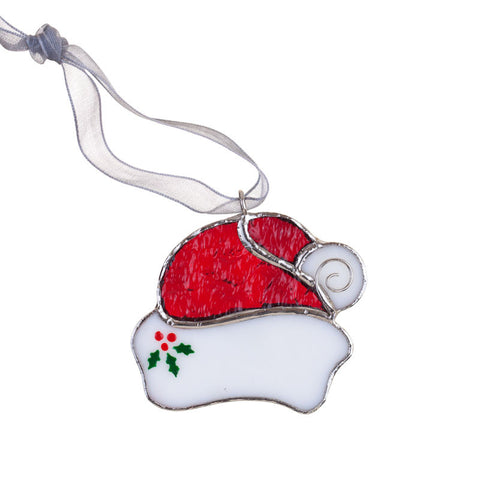 Swittle Santa's Cap Ornament