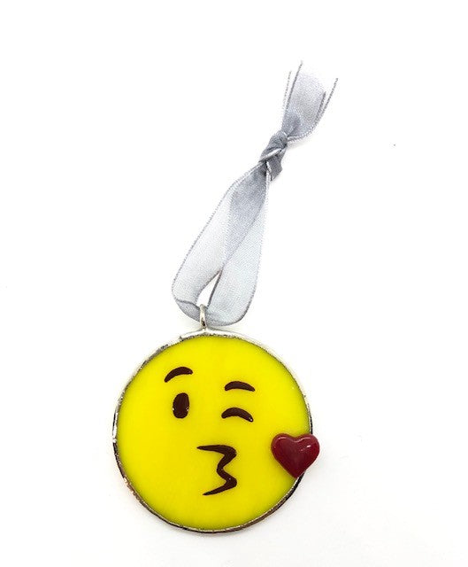 Swittle- Emoji Ornament