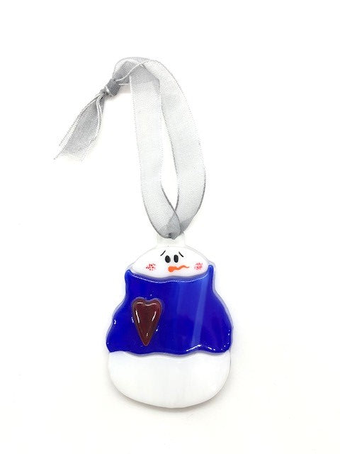 Swittle- Chilly Snowman Ornament