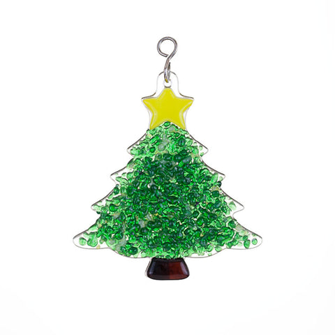 Glass Cover- Christmas Tree