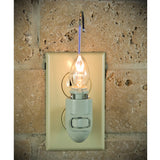 'Nightlight Plug' Rotating Base (On/Off Switch)