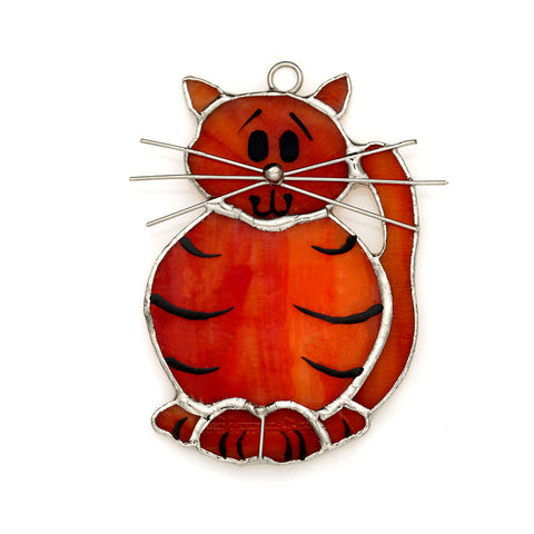 Glass Cover- Cat