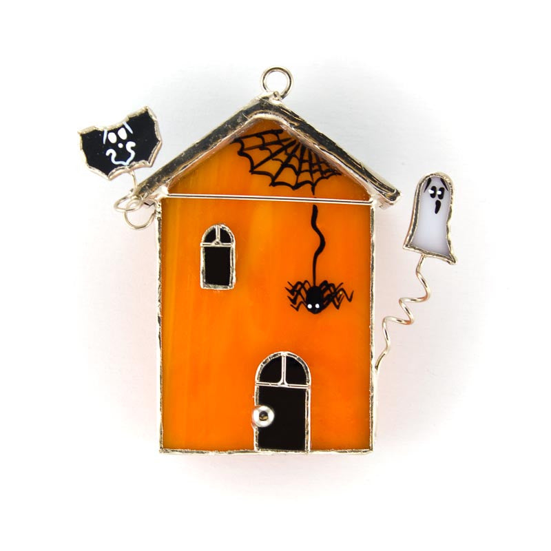 Glass Cover- Haunted House 3-D - Switchables