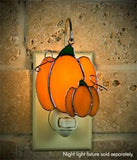 Glass Cover- Double Pumpkin
