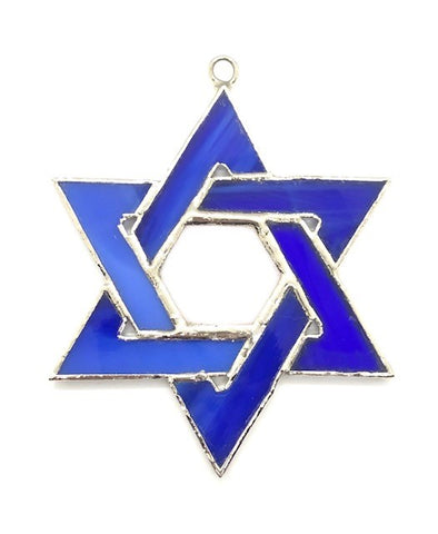 Glass Cover- Star of David