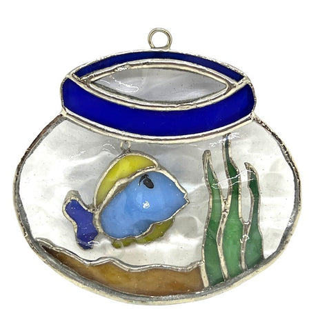 Glass Cover- Fishbowl