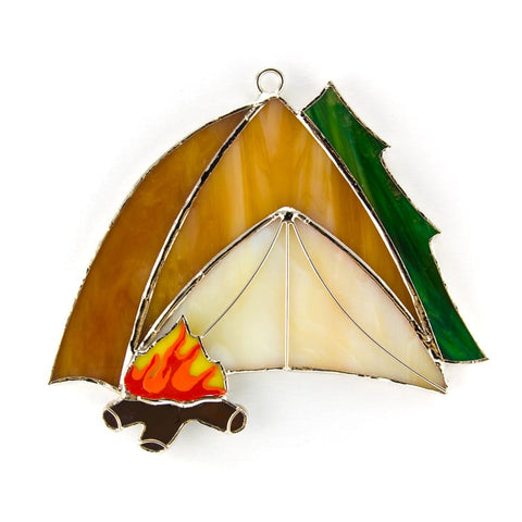 Glass Cover- Camping Tent