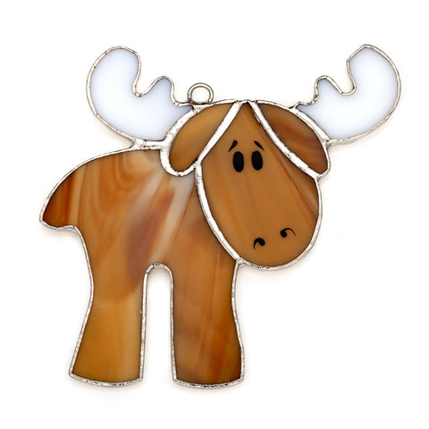 Glass Cover- Moose