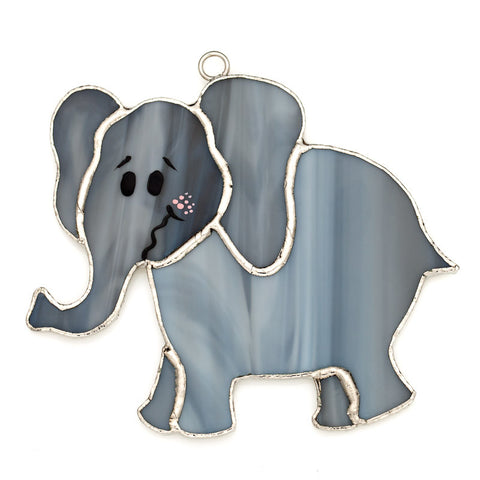 Glass Cover- Elephant