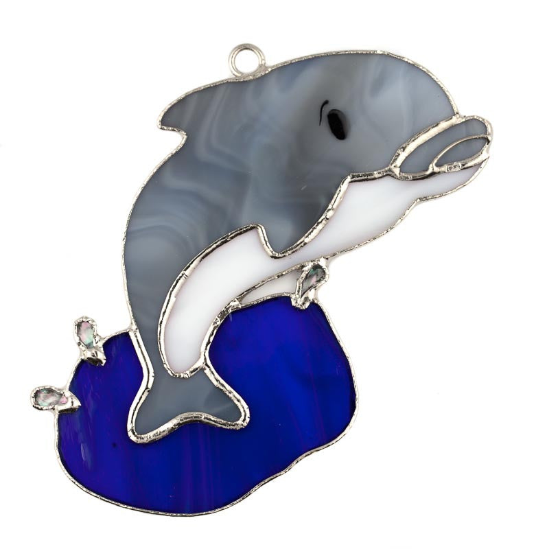 Glass Cover- Dolphin