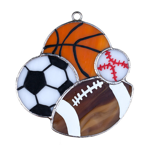 Glass Cover- Sport/Soccer, Baseball, Football, Basketball