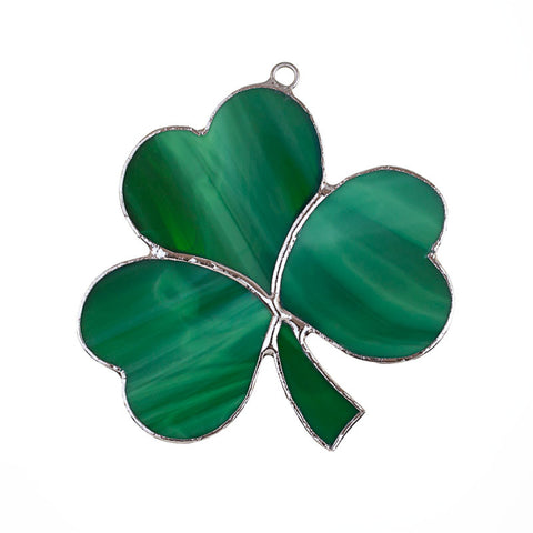 Glass Cover- Shamrock