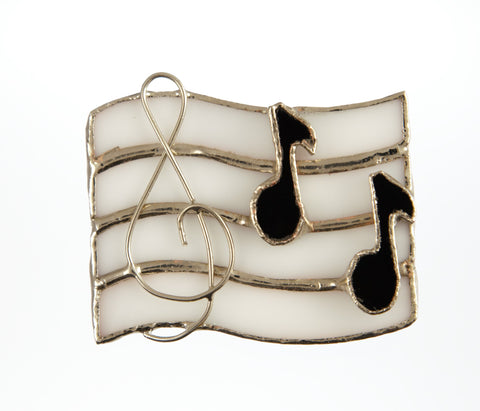 Jewelry- Music Pin
