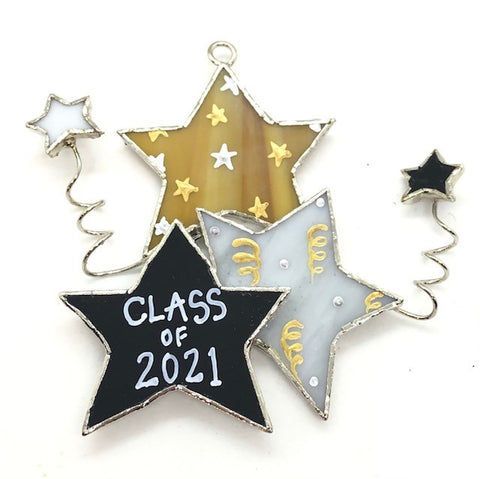 Glass Cover- CLASS OF 2021 /  Graduation