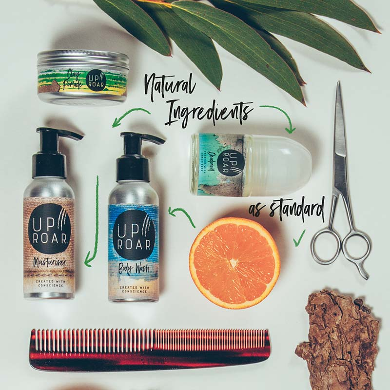 Natural Grooming & Skincare