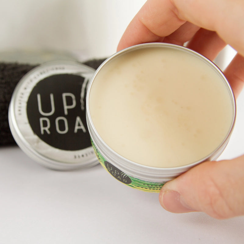Natural Clay Pomade - Dual Action