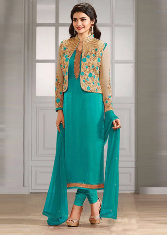 15 Percent Discounted Salwar Suit