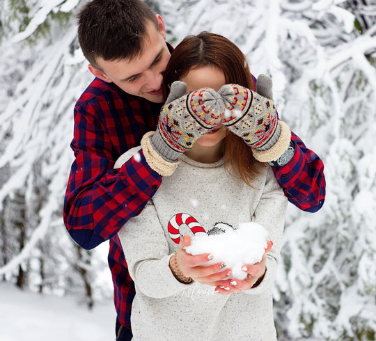 Why a Christmas partner is a bad idea