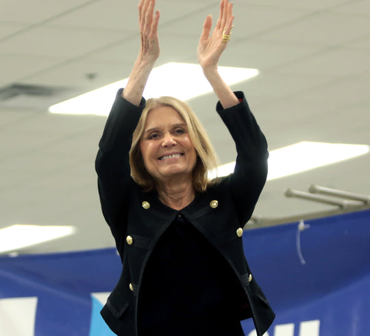 HANX Woman Of The Month: Gloria Steinem