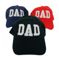DAD Felt Logo Hat