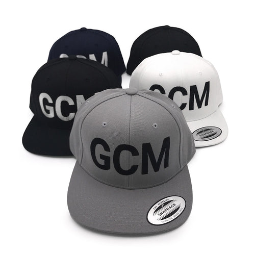GCM Grand Cayman Snapback Hat