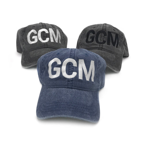 GCM Grand Cayman Vintage Hat