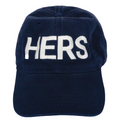 HIS and HERS Classc Hat