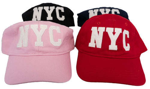 NYC New York City Pride Felt Logo Hat