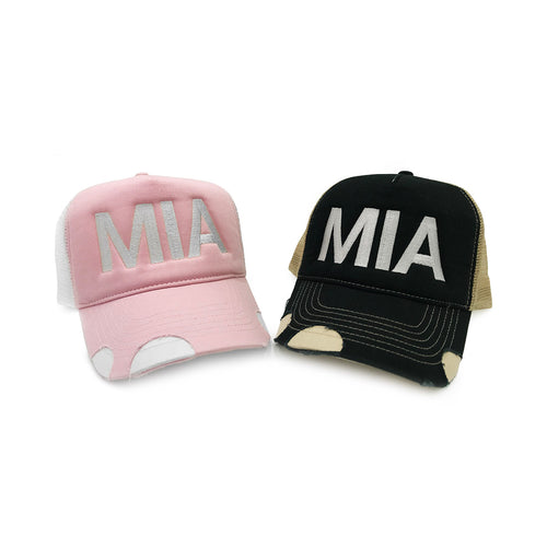 MIA Miami Airport Code Trucker Hat