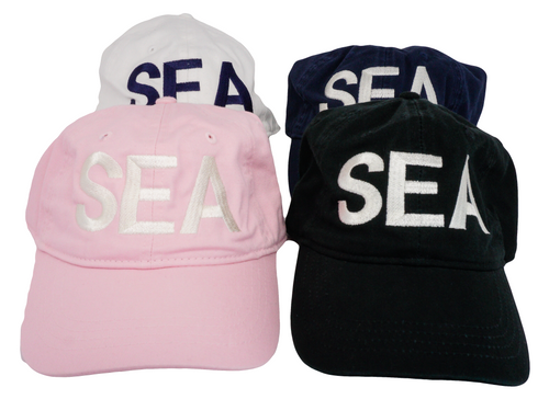 SEA Seattle Airport Code Classic Hat