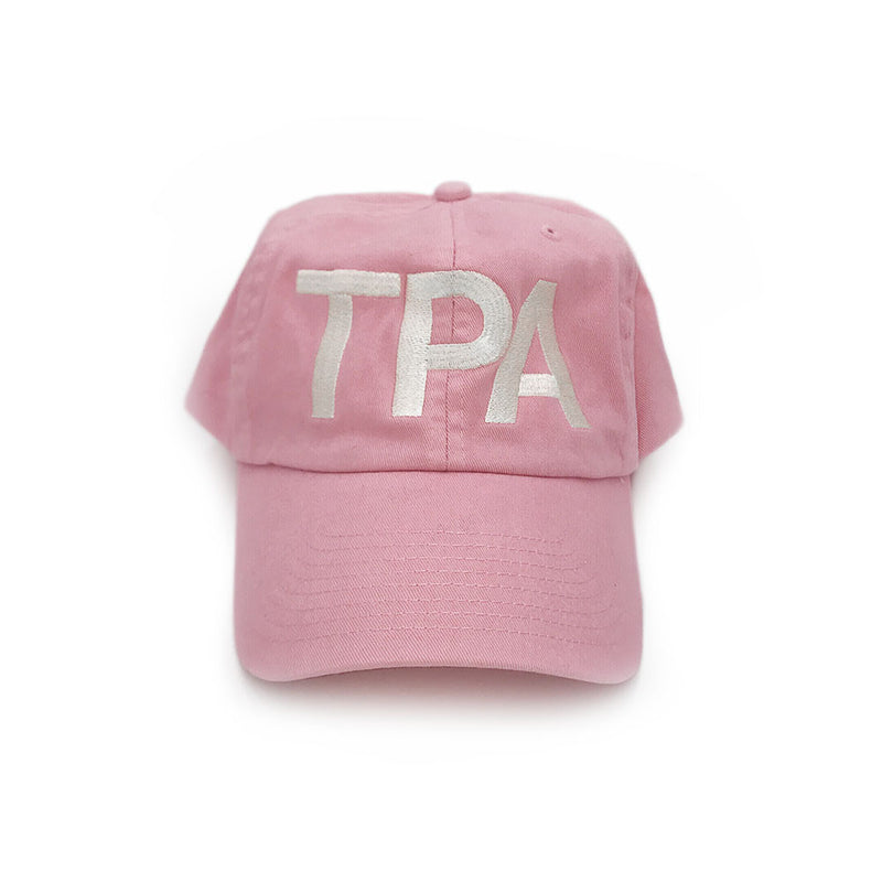 TPA Tampa Airport Code Classic Hat