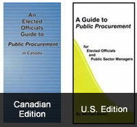 A Guide to Public Procurement for Elected Officials and Public Sector Managers