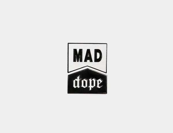 Mad Dope | Puzzle Pin Set