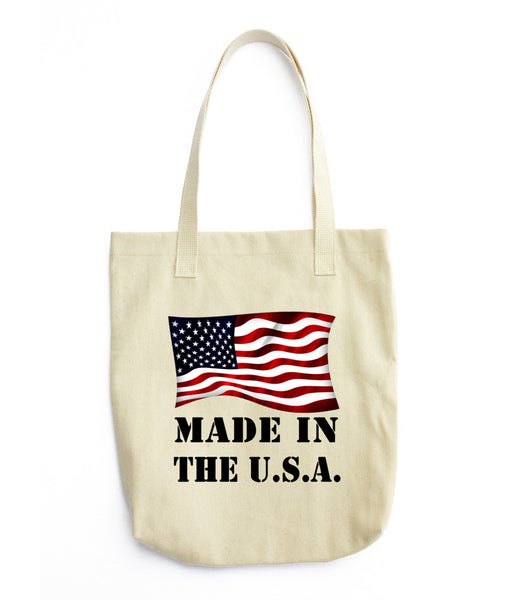 Made in USA Tote