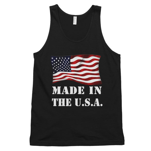 Made in USA Classic tank top