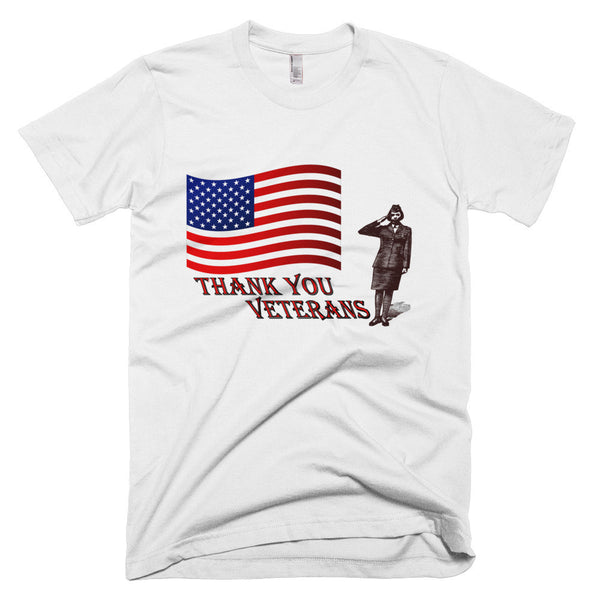 Veteran Support T-shirt