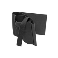 CONCEALED ANKLE HOLSTER - BLACK