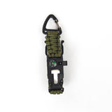 Stone Mountain Paracord Water Bottle & Bag Clip