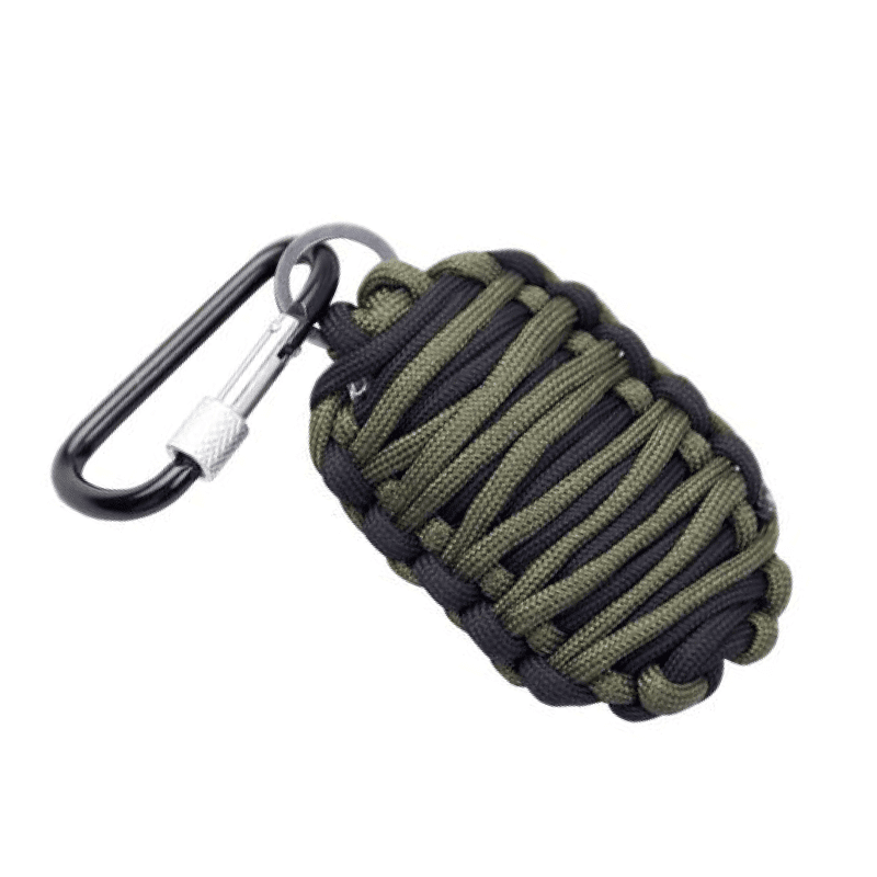 Paracord Pod Fishing Kit