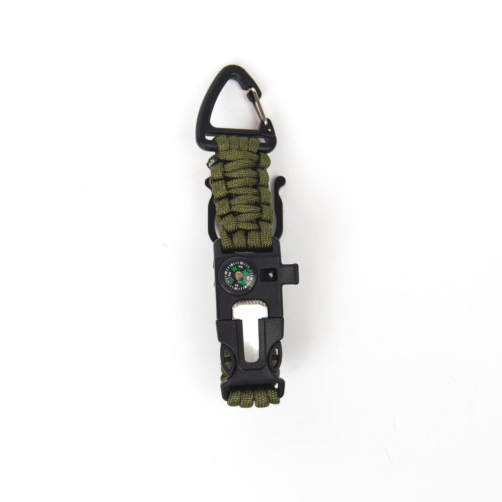 STONE MOUNTAIN PARACORD WATER BOTTLE CLIP
