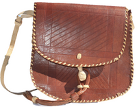 Leather Handbag - Nubian Goods