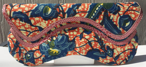 Ankara Clutch/Purse