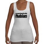 Ladies Unapologetically Nubian Tank