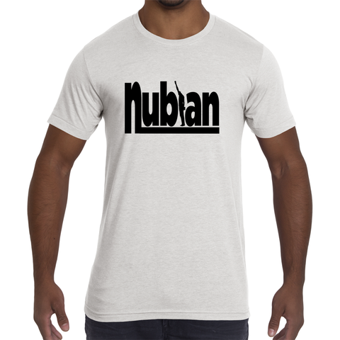 Men's Nubian Fist Slim Fit T-Shirt