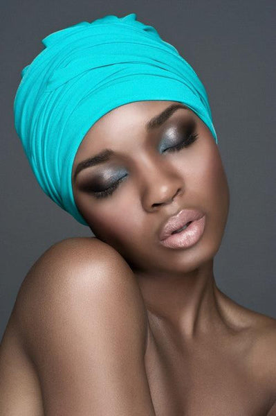 Turban Headwrap - Multiple Colors Available