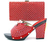 Matching Dress Shoe and Clutch - Nubian Goods