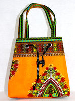 Ankara Tote HandBag/Purse