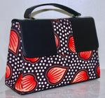 Ankara Fabric Handbag
