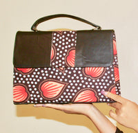 Ankara Fabric Handbag - Nubian Goods