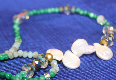 Goddess Waist Beads - The Pearl - Nubian Goods